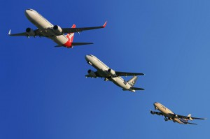 air pollution from airlines